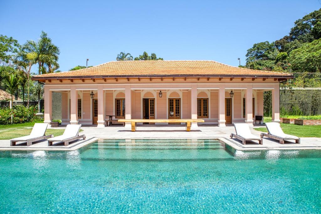 Casa Marques Jardim Botanico, Ferienhaus Rio de Janeiro