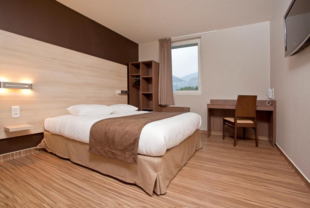 hotel arena grenoble nord saint egr ve r servation gratuite sur viamichelin. Black Bedroom Furniture Sets. Home Design Ideas