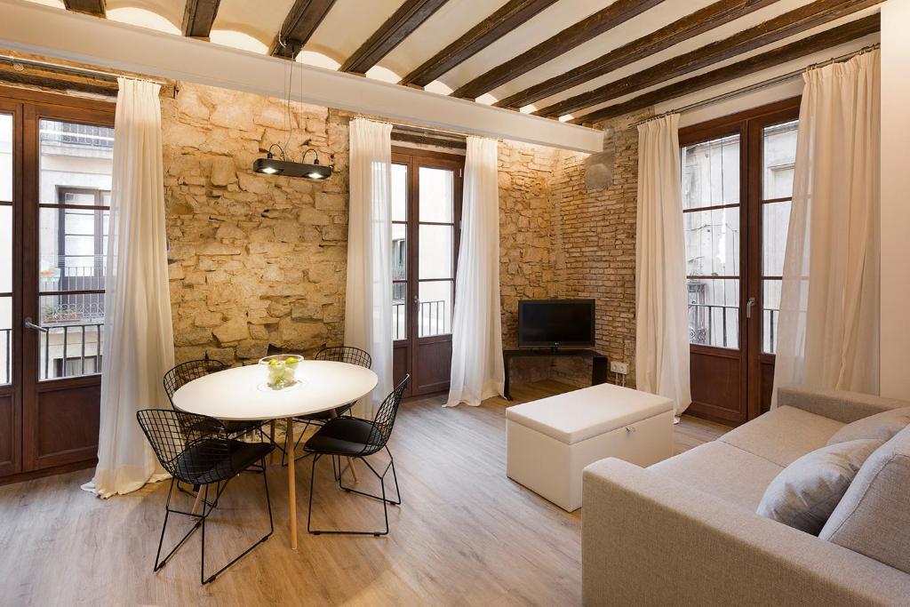 Deco apartments u2013 born appartementen barcelona
