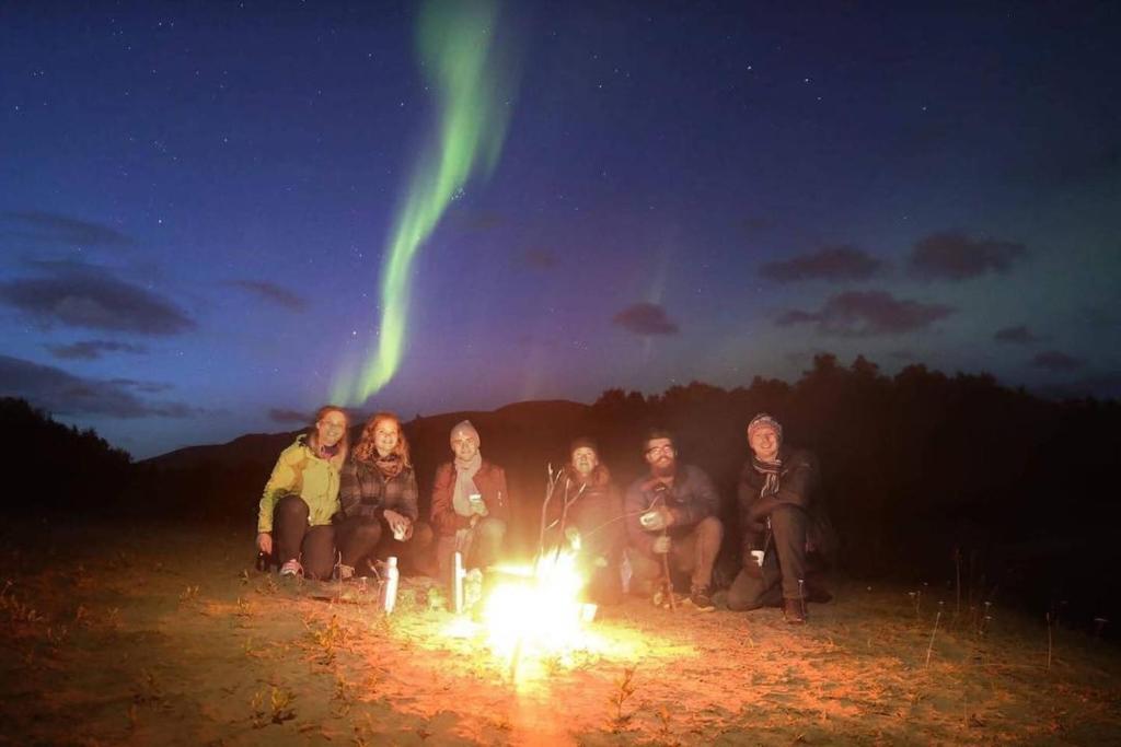 Letto A Castello Tromso.Tromso Activities Hostel