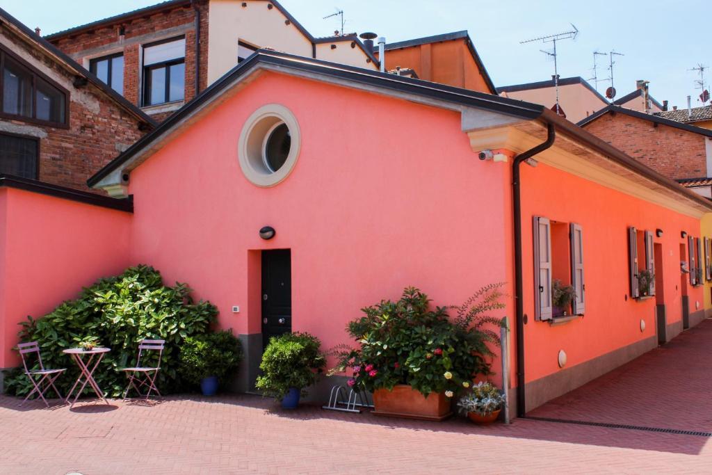 Appartamenti borghetto panigale bologna informationen for Hotel bologna borgo panigale