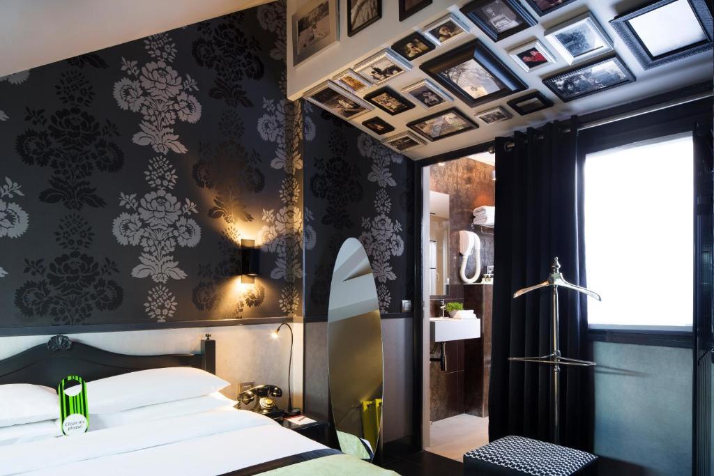 Hotel design sorbonne r servation gratuite sur viamichelin for Hotel design sorbonne paris 75005