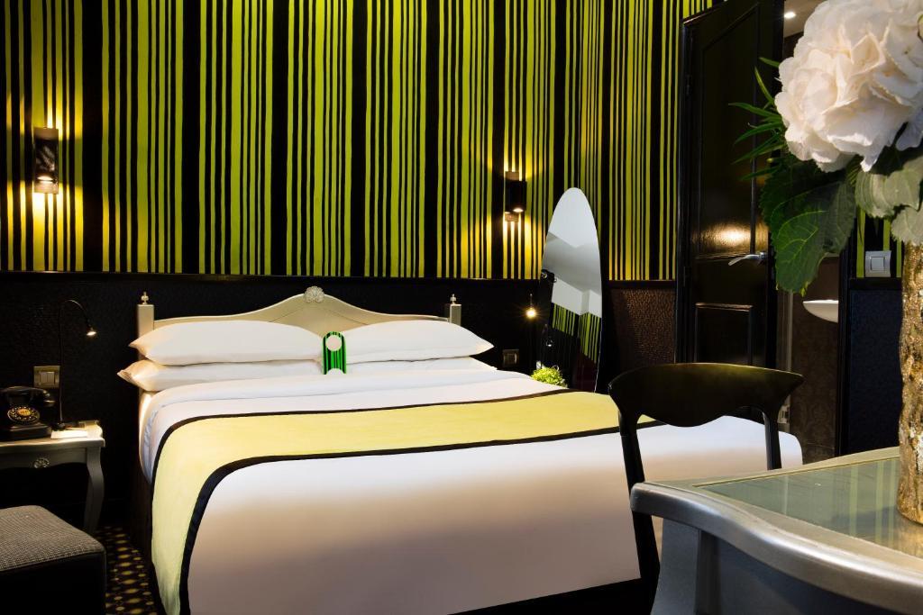 Hotel design sorbonne paris informationen und for Hotel design sorbonne paris 75005
