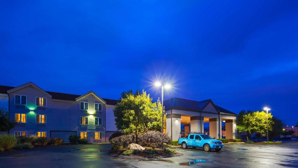 Best Western Hartford Hotel And Suites Hartford Ct