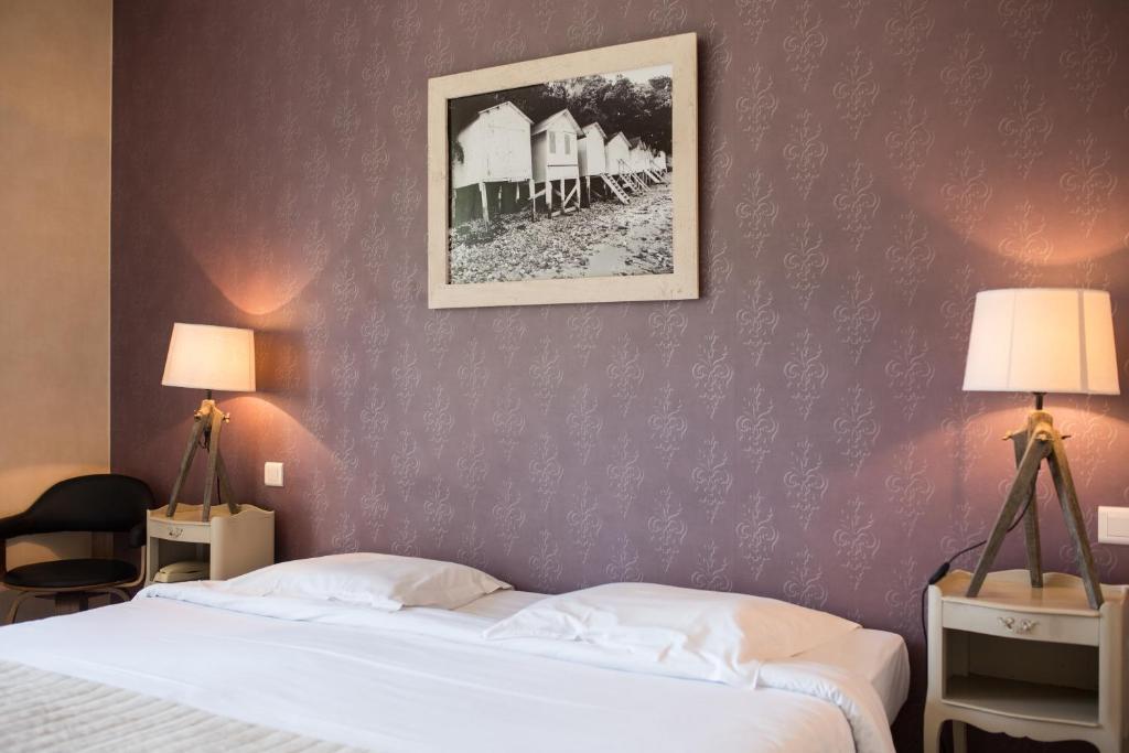 Hotel saint paul r servation gratuite sur viamichelin - Petit jardin hotel san juan saint paul ...