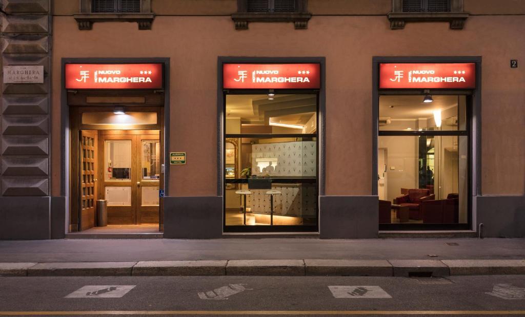 Hotel Nuovo Marghera Via Marghera  Milano