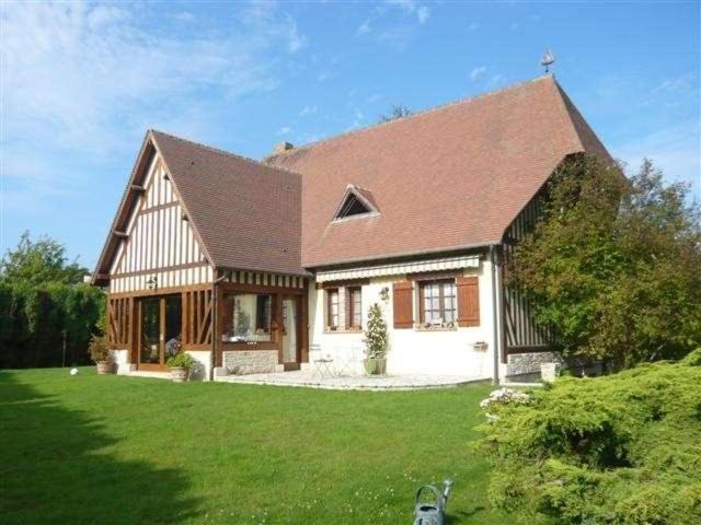 Maison De Style Normand Maison De Vacances Equemauville