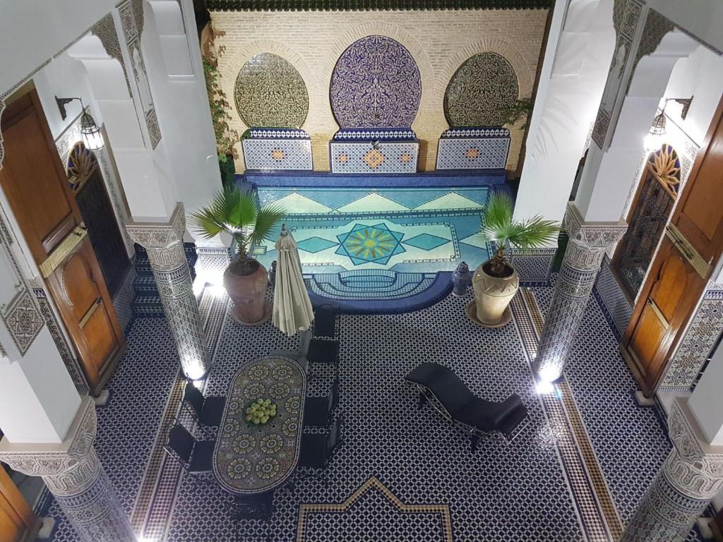Salle De Bain Fes Maroc ~ riad soleil d or chambres d h tes f s
