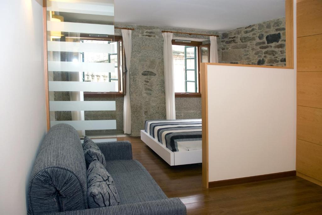 Apartamentos domus stellae santiago de compostela reserva tu hotel con viamichelin - Apartamento santiago de compostela ...