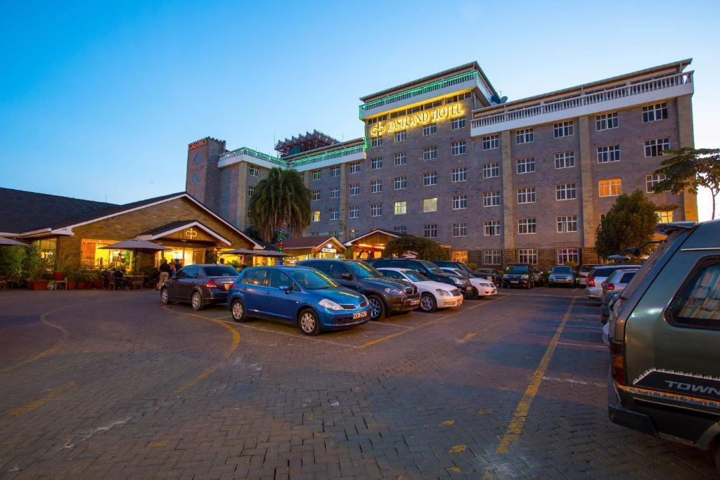 Hotel Aeroport Nairobi