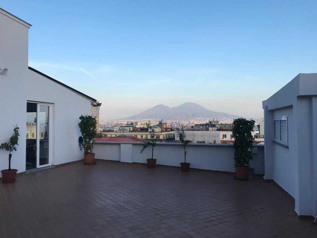 Panoramic Terrazza, Bed & Breakfast Napoli