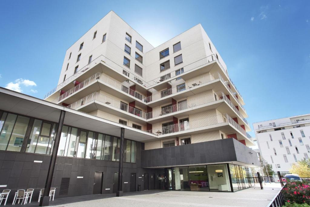 Appart 39 hotel odalys lyon confluence lyon apparthotels for Lyon appart hotel