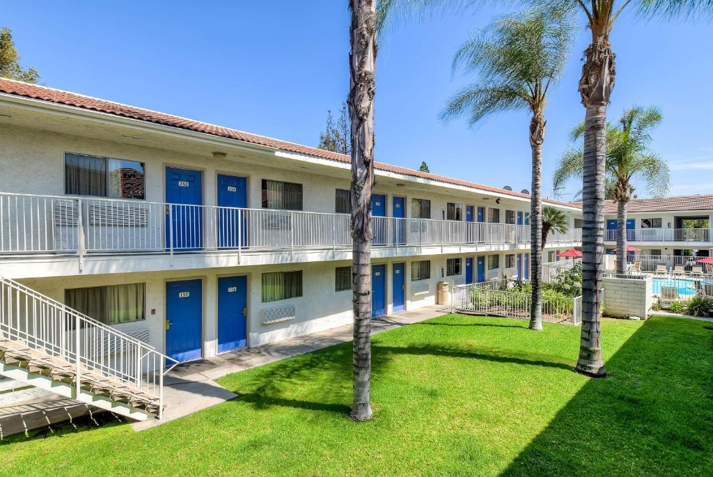 Motel  Rowland Heights Ca