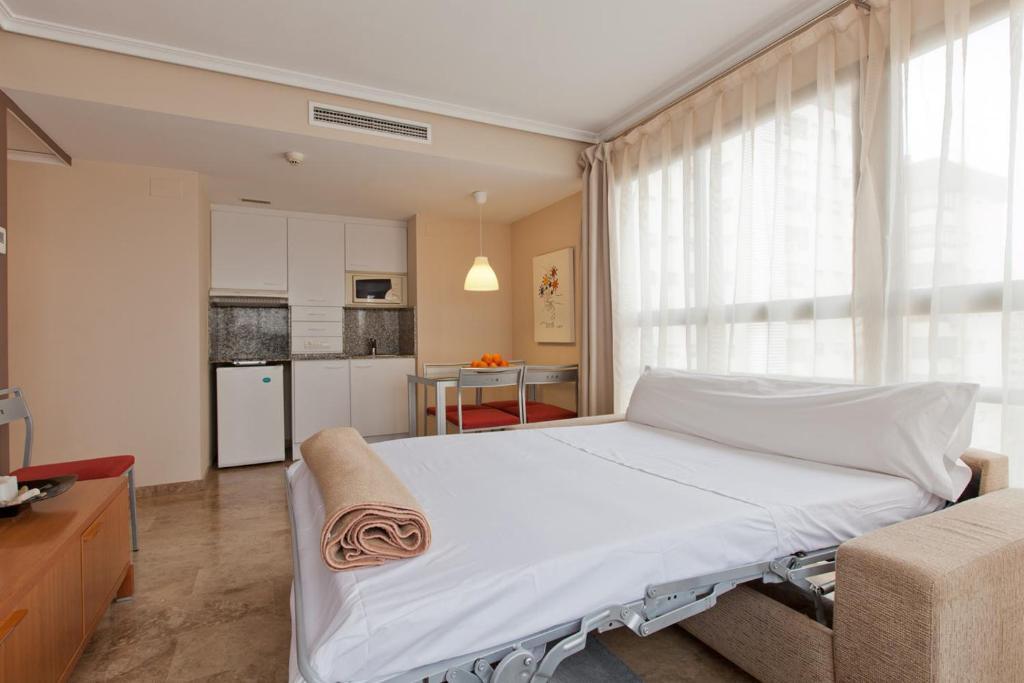 Apartamentos plaza picasso r servation gratuite sur for Apartamento plaza picasso