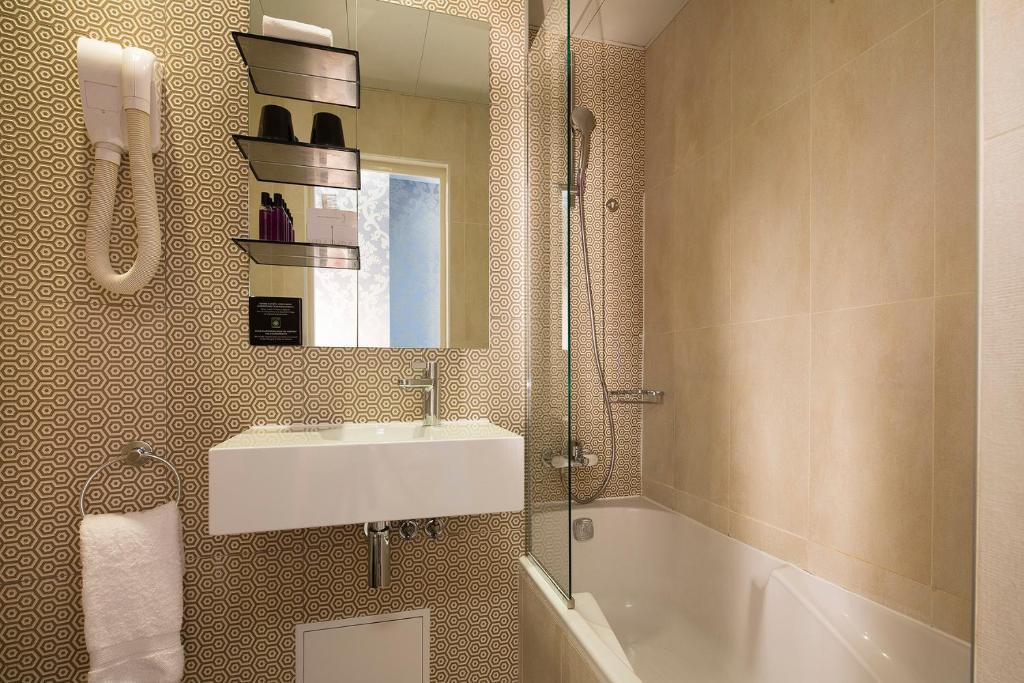 Hotel design sorbonne par s reserva tu hotel con for Design hotel de la sorbonne