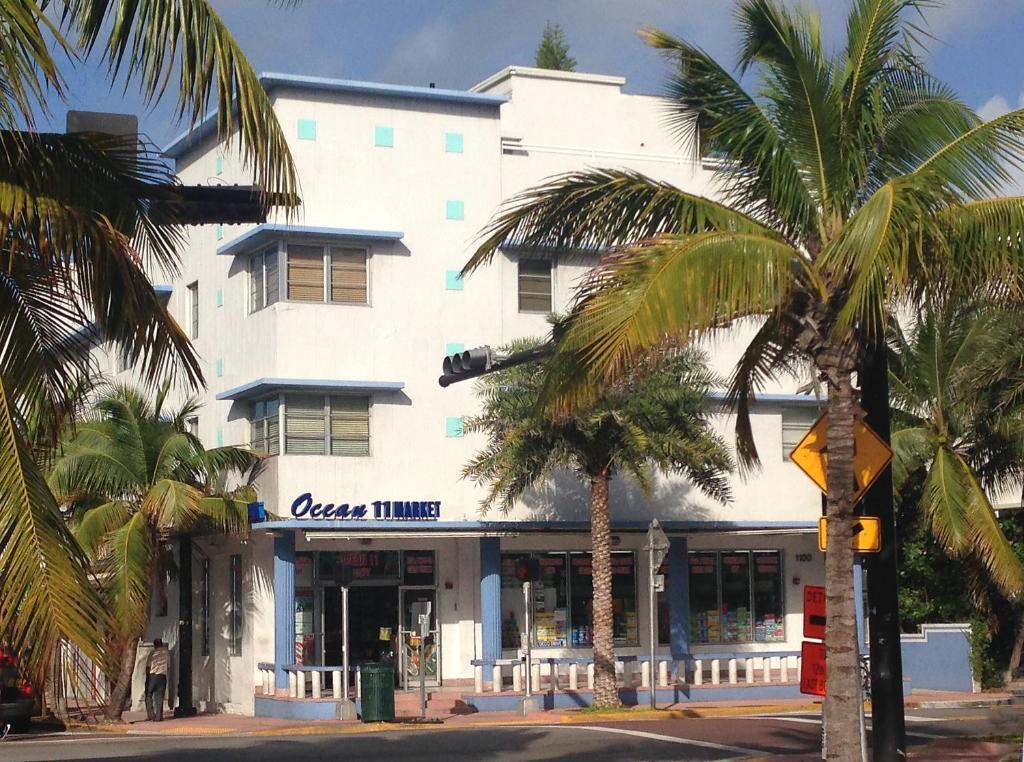 South Beach Studio, 1 Block From The Beach, Apartment Miami