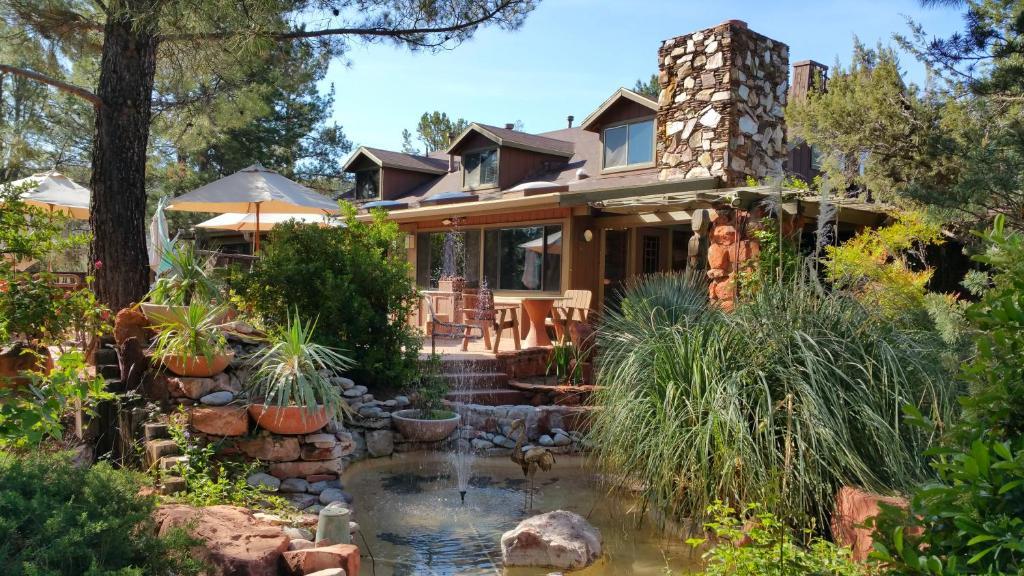 Lodge At Sedona Chambres D Hotes Sedona