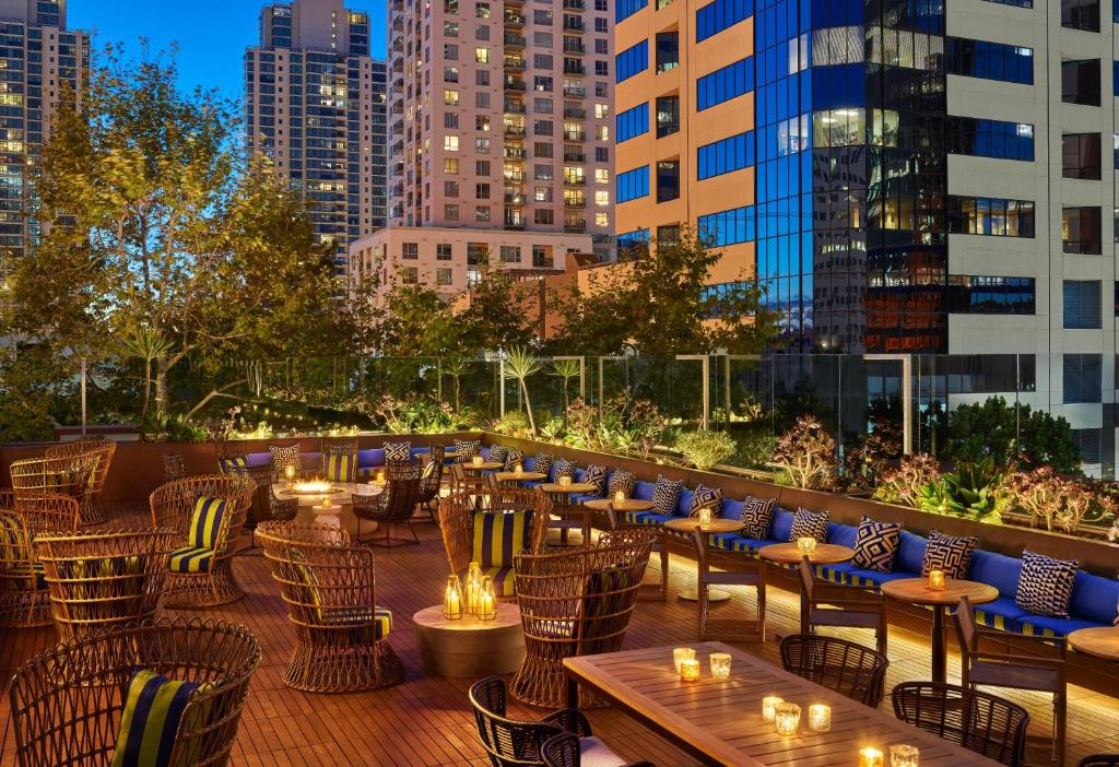 Hotels In San Diego >> Hotel Republic San Diego Autograph Collection