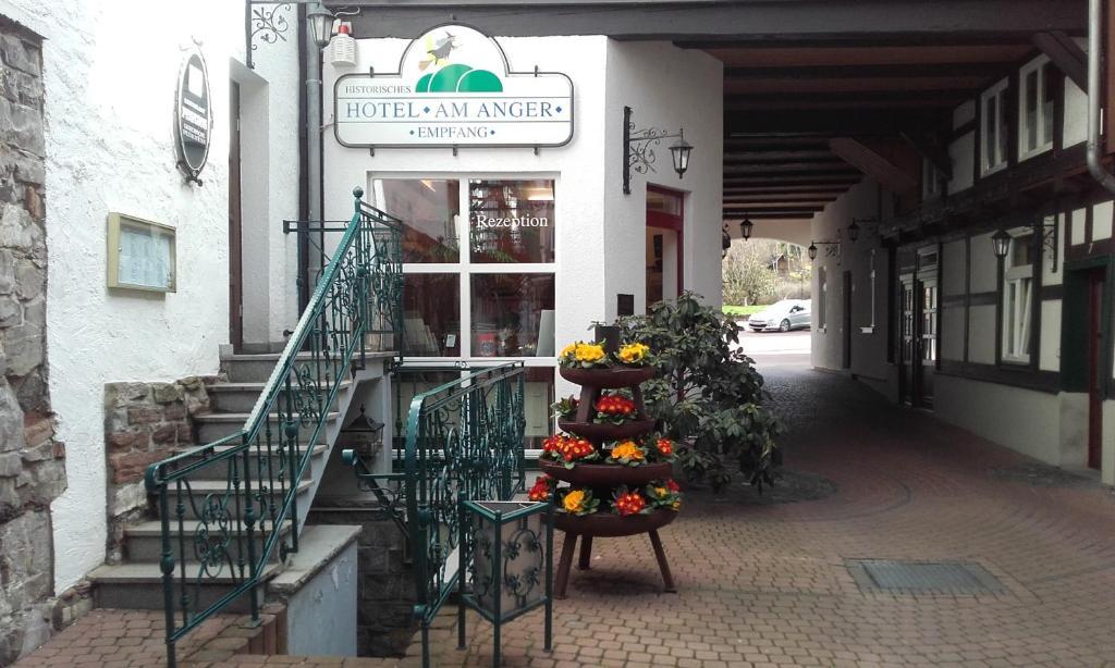 Hotels Wernigerode  Sterne