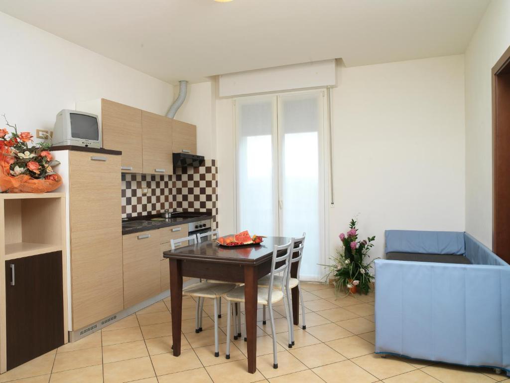 Residence eurogarden rimini prenotazione on line for Piani domestici moderni