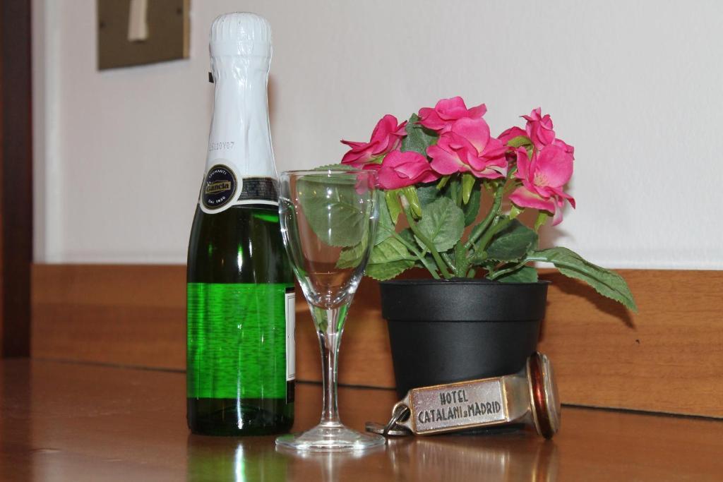 Hotel Catalani E Madrid Milano Booking
