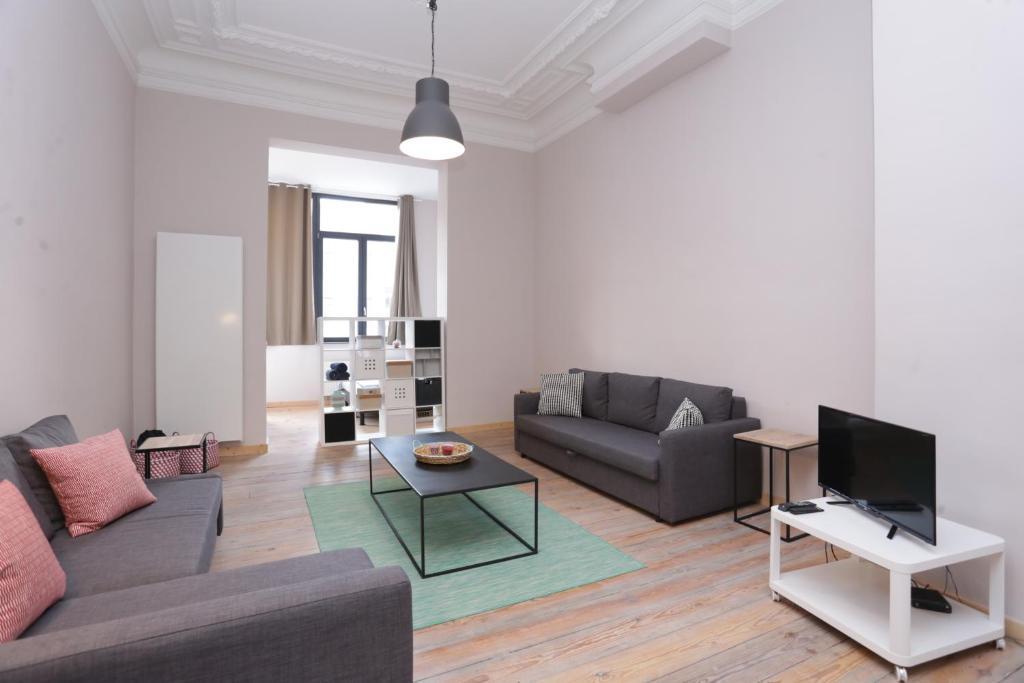 Parlamentarium apartment, Wohnungen Brussels