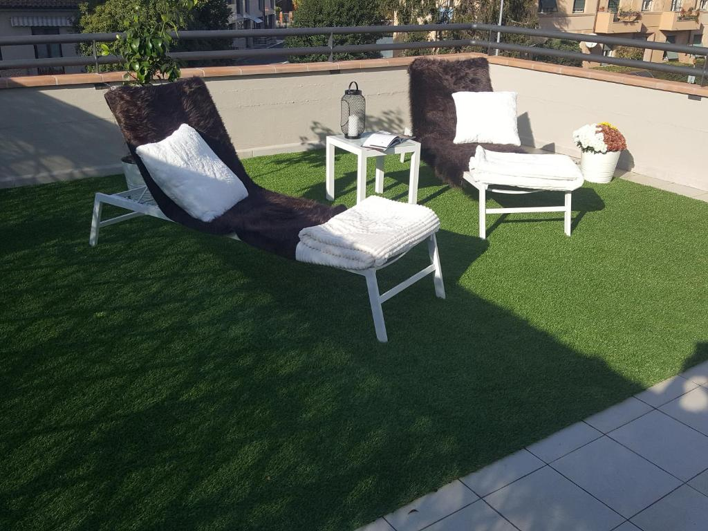 Sun Terrace Appartment, Apartamento Lucca