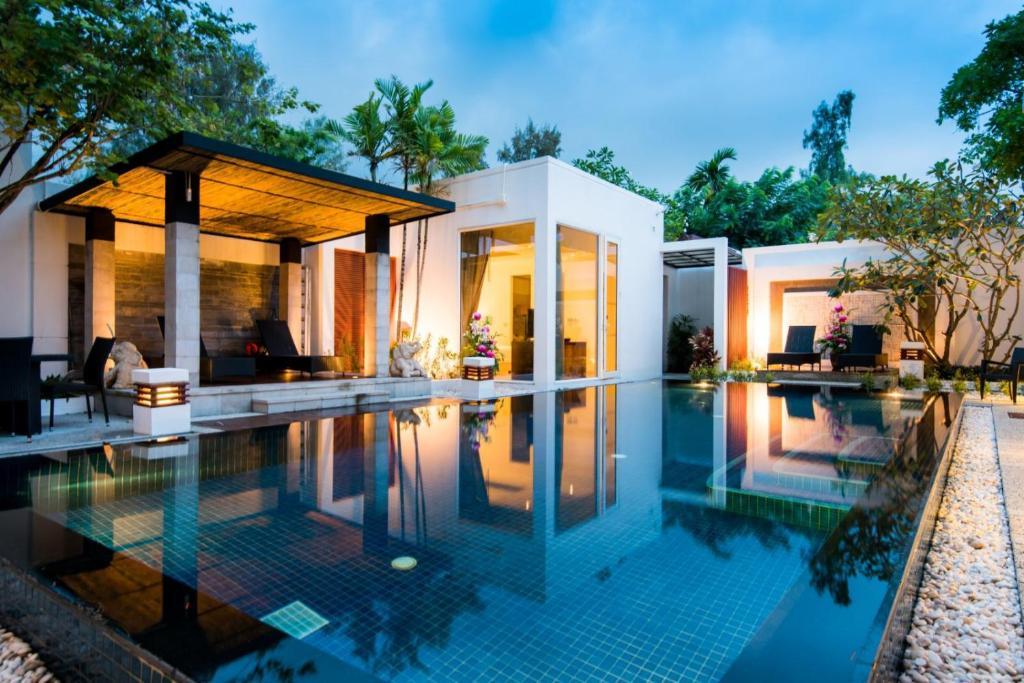 Villa excellence asia luxe villa ban bo sai klang