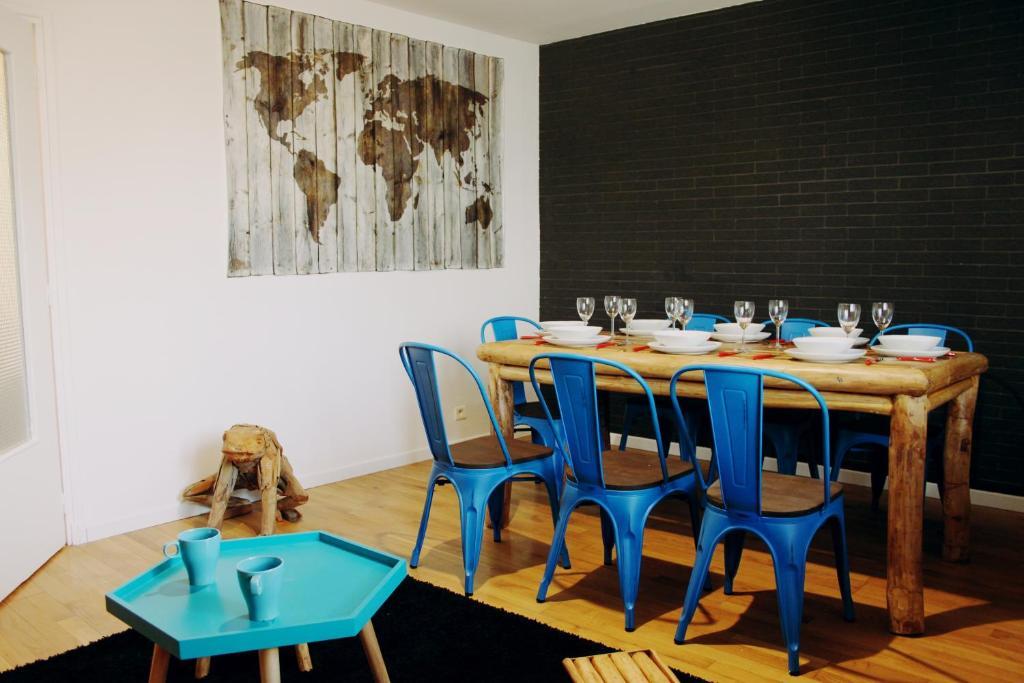 Appartement Grand Loft 14min De Paris Appartement à Soisy