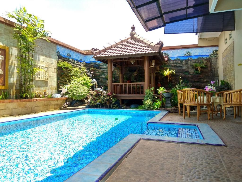 Villa Cemara Villa Batu