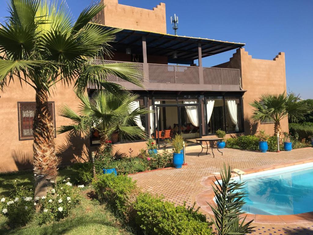 Villa Safia Marrakech Villa A Marrakech Maroc
