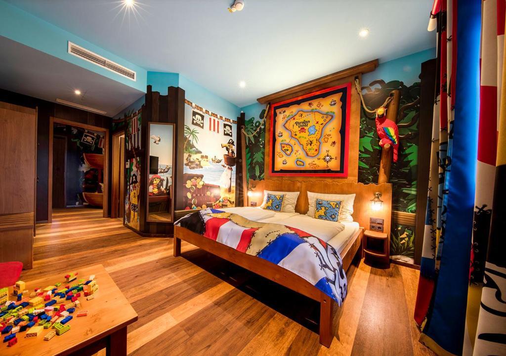 legoland feriendorf g nzburg online booking viamichelin. Black Bedroom Furniture Sets. Home Design Ideas