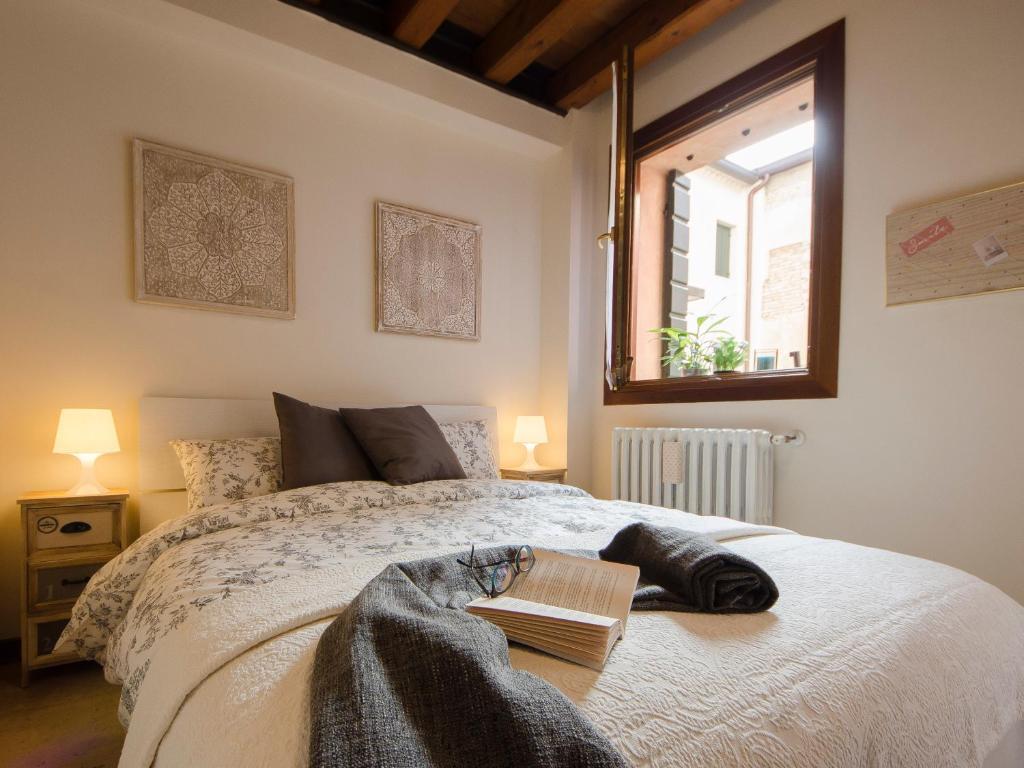 Camera Matrimoniale A Treviso.Il Salice Appartamento Treviso