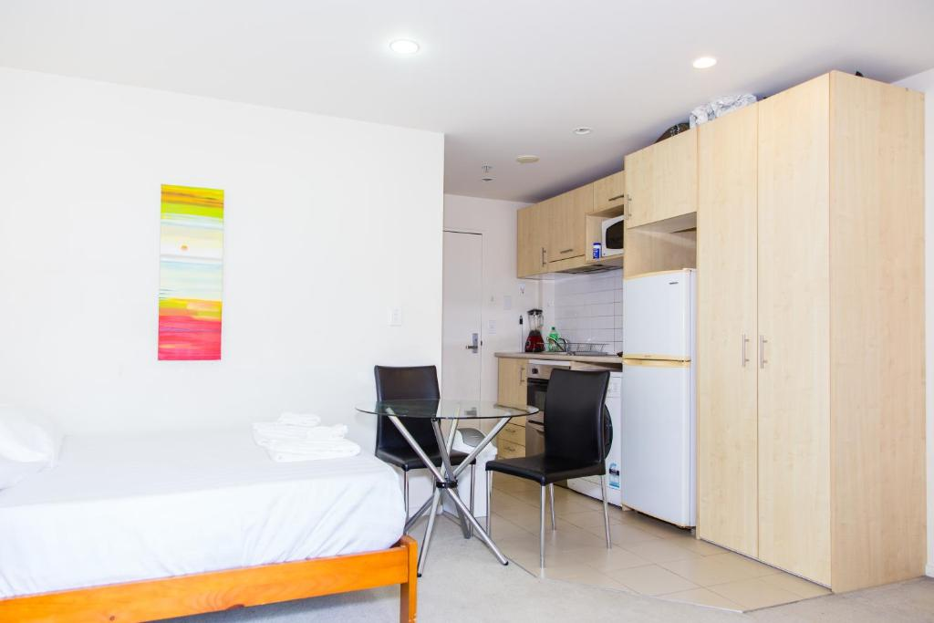 Cosy Central Studio-Free Parking, Apartamento Auckland
