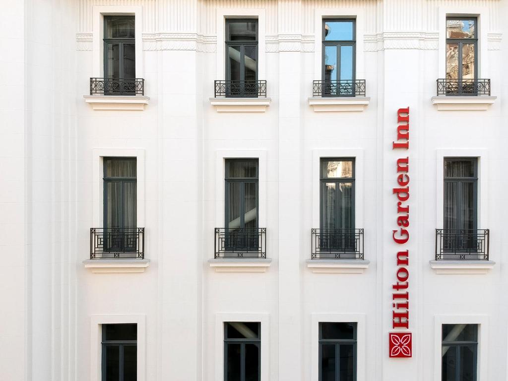 Salle De Bain Couloir Plan ~ Hotel Hilton Garden Inn Bucharest Bucarest