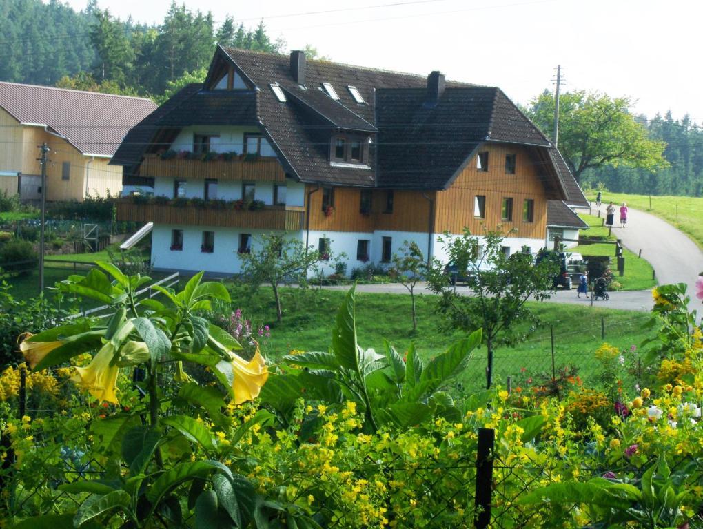 Lady aus St. Georgen im Schwarzwald