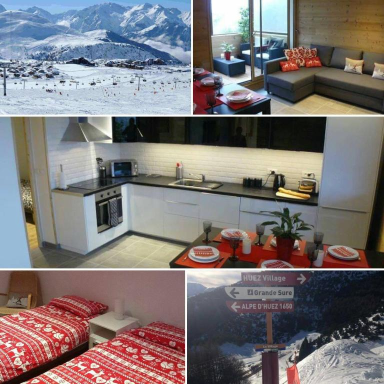 Appartement Lola Appartement L Alpe D Huez