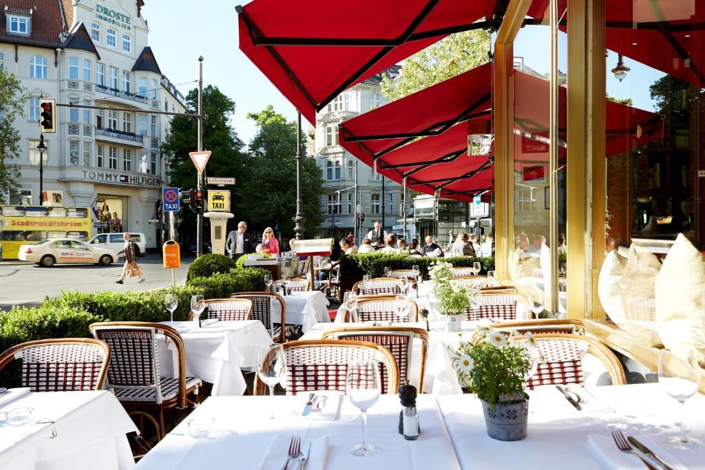 Hotel bristol berlin r servation gratuite sur viamichelin for 4 design hotel q berlin