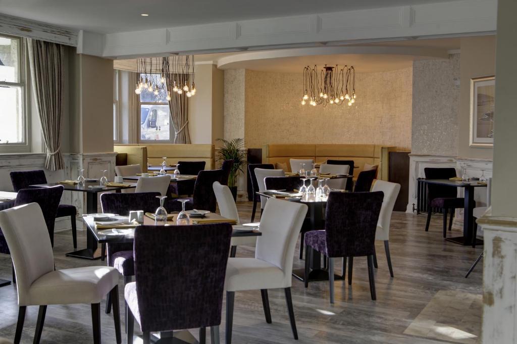 Burlington Hotel Folkestone Restaurant