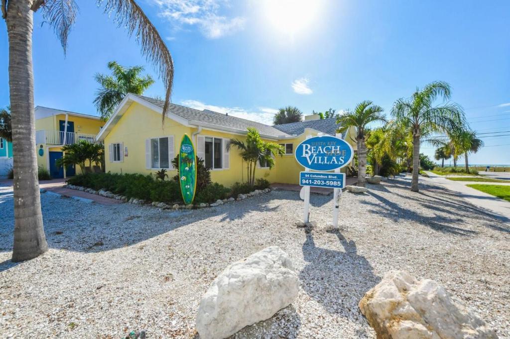 Casa Del Miramar By Beachside Management Villas Siesta Key