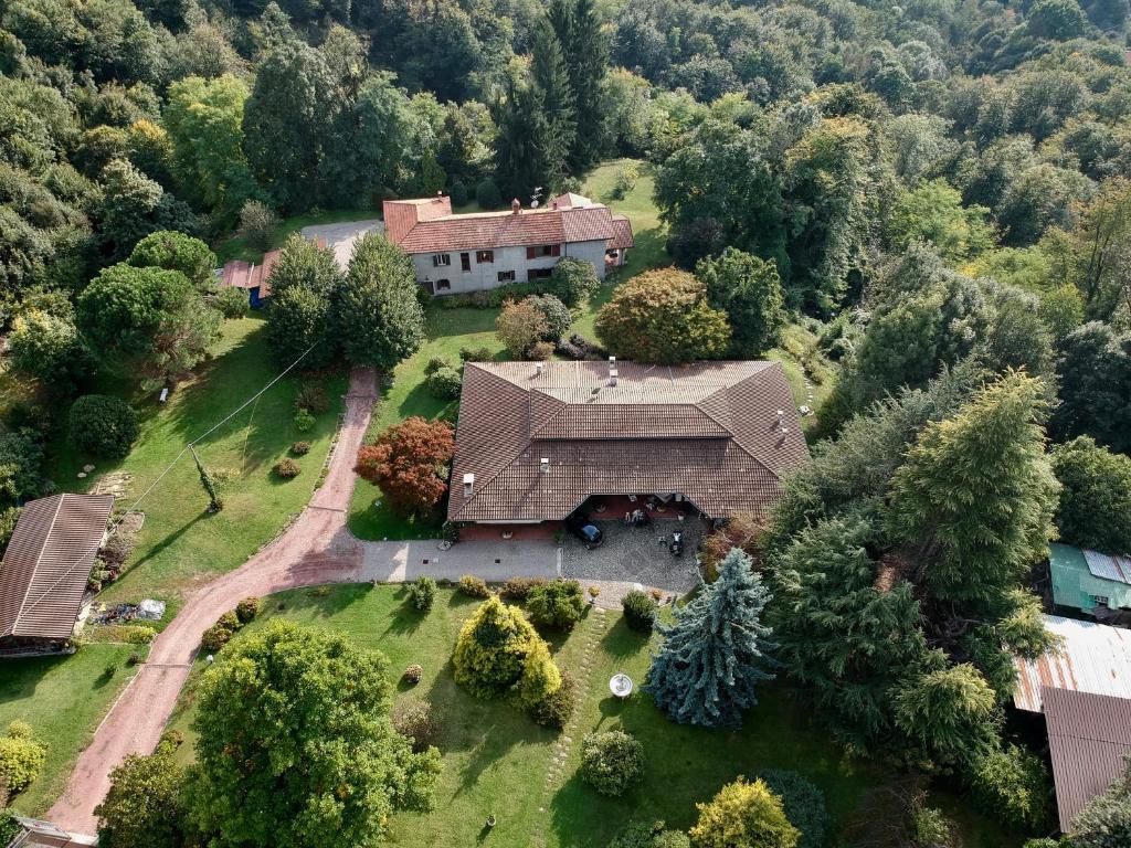 Rusall 39 s cottage omegna prenotazione on line viamichelin for Piani cottage piccolo lago