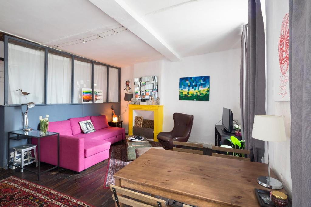 Wohnung Latelier Wohnung Saint Malo