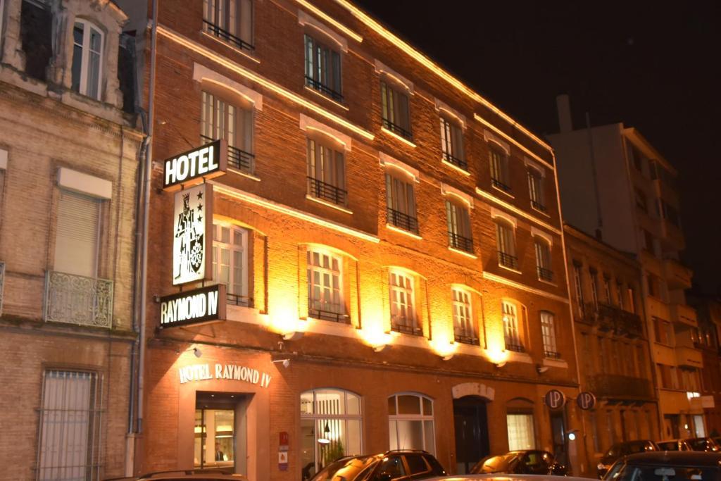 Hôtel Raymond 4 Toulouse, Midi-Pyrenees 45c00fe75e8c