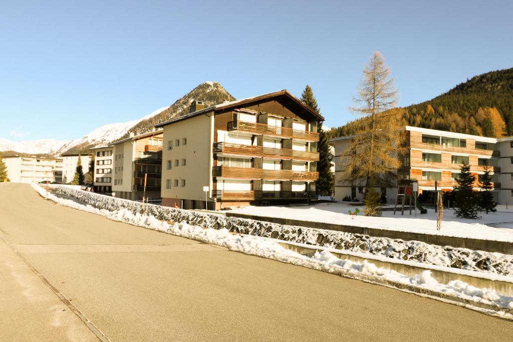 Haus Bündabrücke - Mosbacher, Wohnung Davos