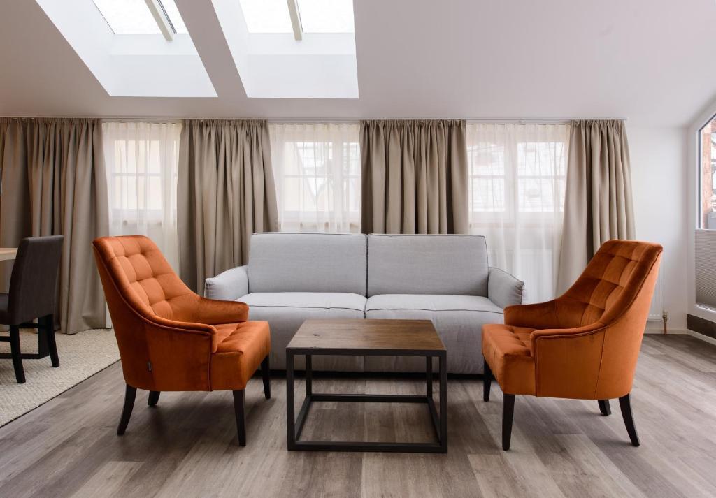 Kaiser max design appartements innsbruck informationen for Innsbruck design hotel