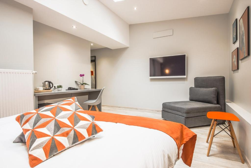 Mandarina hotel luxembourg zarezerwuj online viamichelin - Mandarina home espana ...