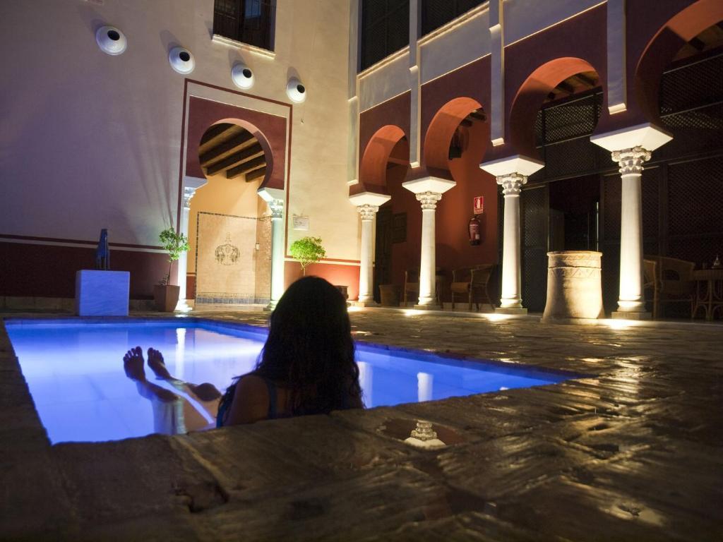 Hospederia ba os arabes de cordoba c rdoba reserva tu hotel con viamichelin - Banos arabes cordoba opiniones ...