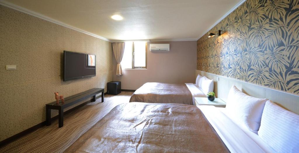 Ximen hotel taipei book your hotel with viamichelin for Design hotel ximen zhonghua