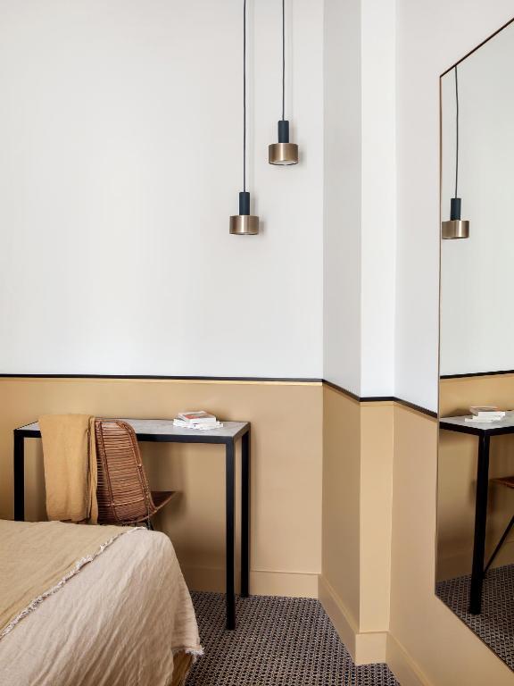 Hotel Doisy Paris