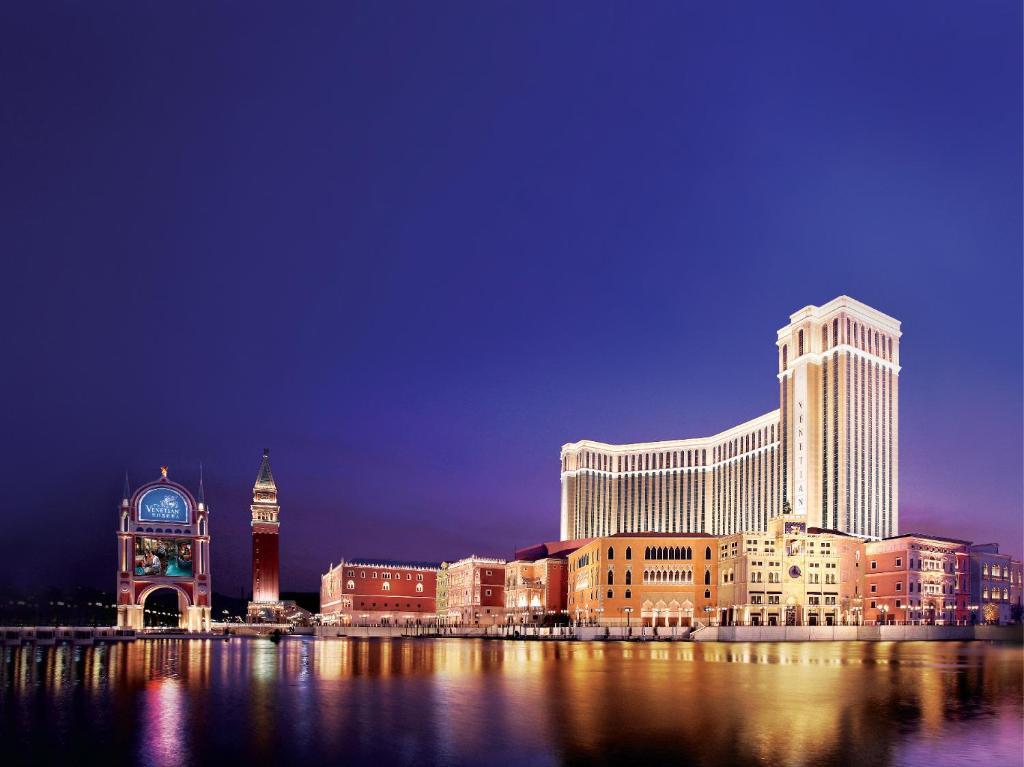 The Venetian Macao Resort Hotel - Macau